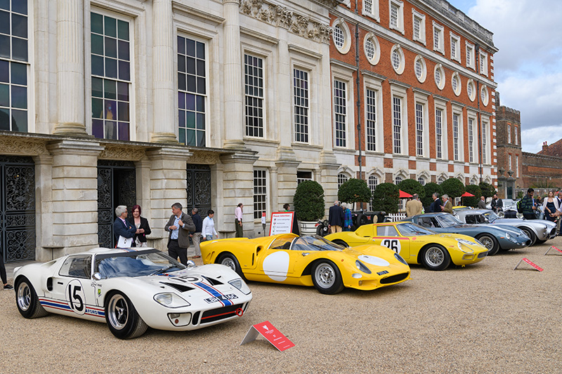 Hampton Court Concours of Elegance blog image 01