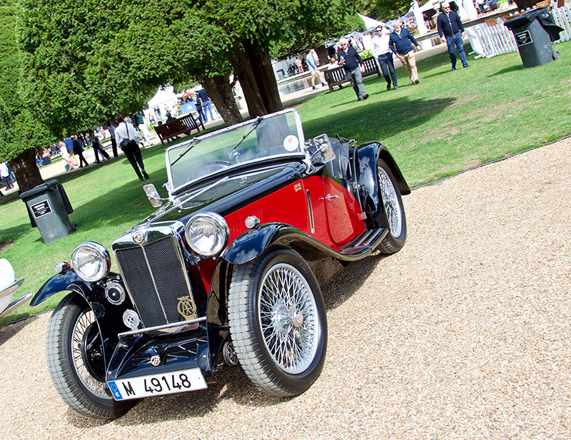 Hampton Court Concours of Elegance blog image 02