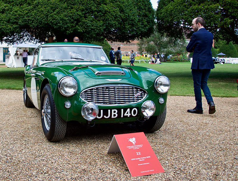 Hampton Court Concours of Elegance blog image 04