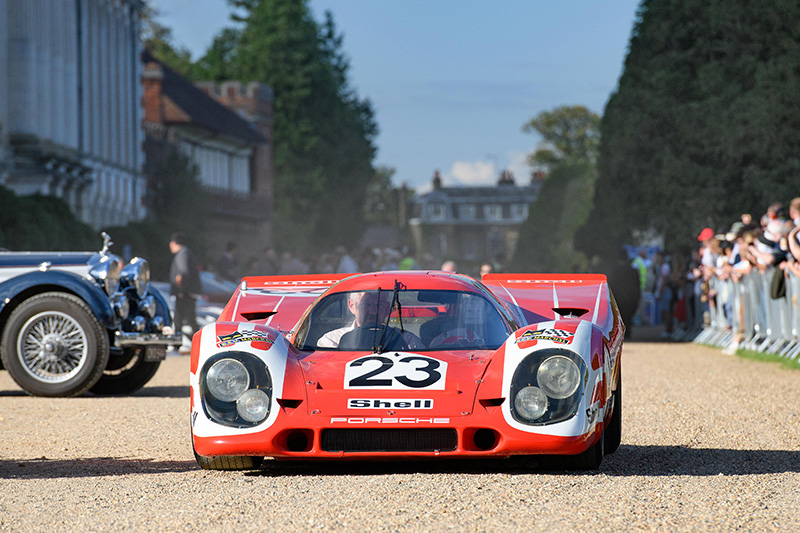 Hampton Court Concours of Elegance blog image 05