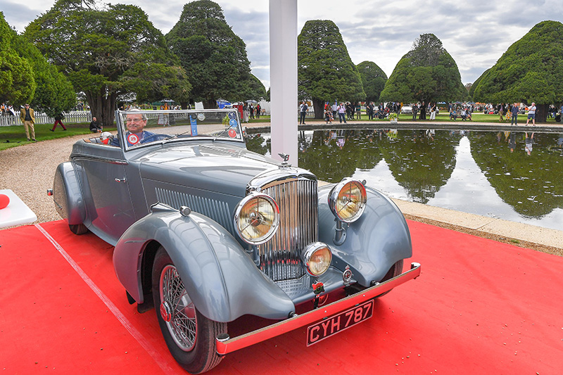 Hampton Court Concours of Elegance blog image 10