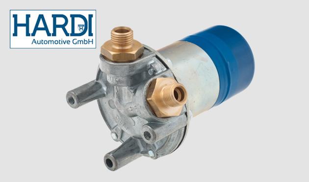Hardi Fuel Pumps