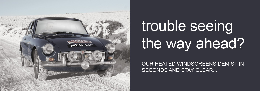 heated windscreens demist your windscreen quickly and easily