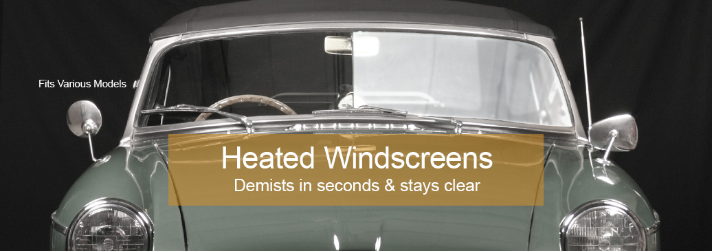 Heated Windscreens