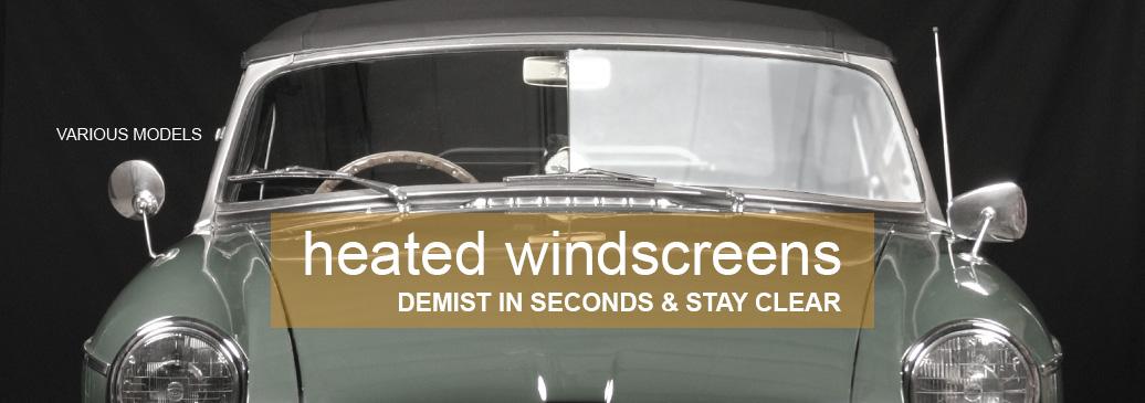 Heated Windscreens