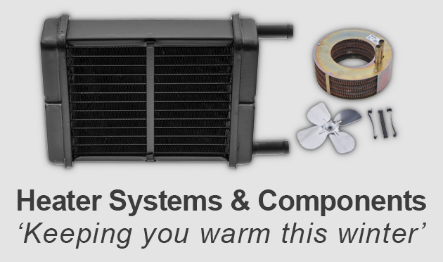 Heater Systems & Components