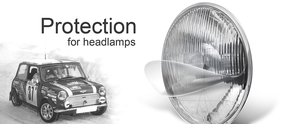 Keep your lights looking new with Headlamp Protectors