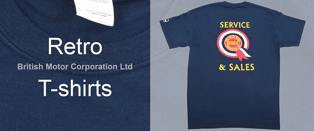 BMC Service & Sales T-shirts