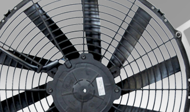 Revotec, bespoke electric cooling fans for classics