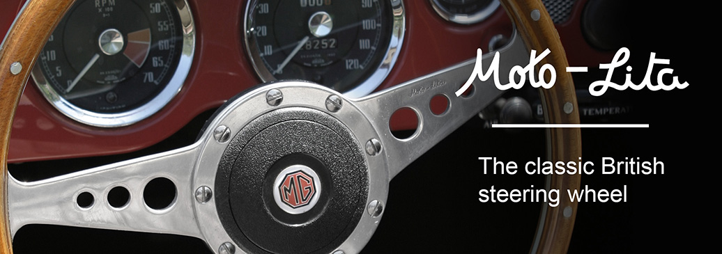 Moto-Lita are among the finest replacement steering wheels available