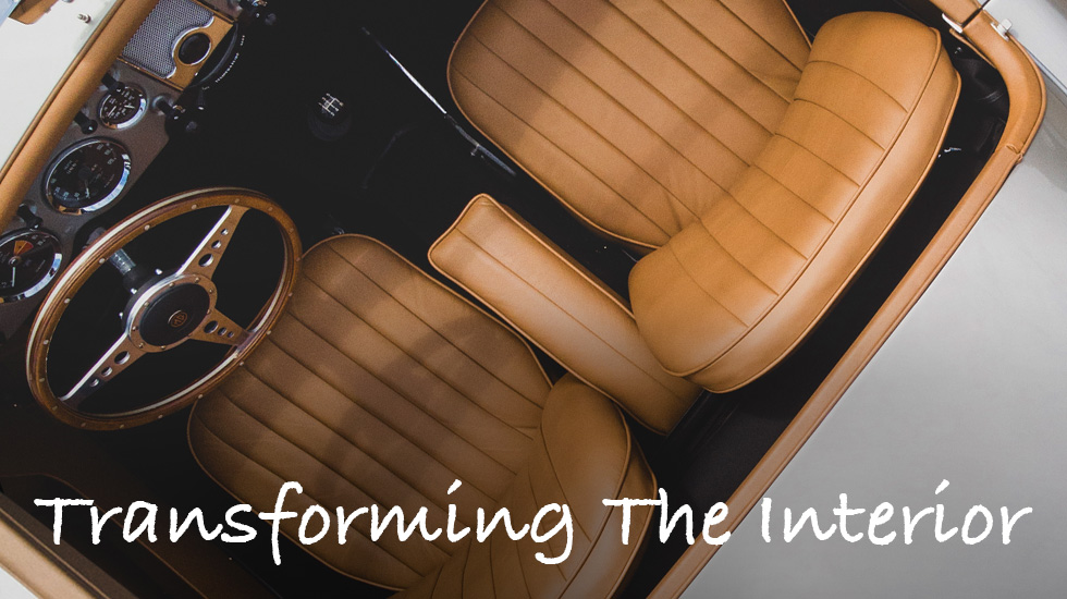 transforming your car's interior trim