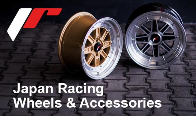 Japan Racing Wheels & Accessories