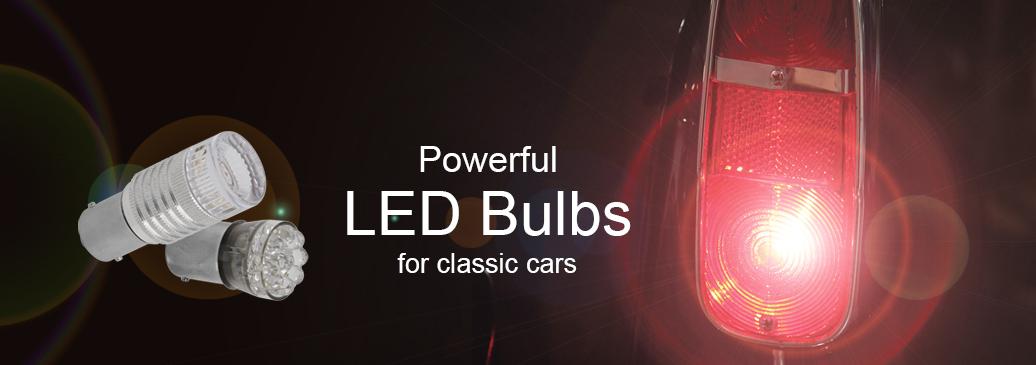 Powerful LED Bulbs
