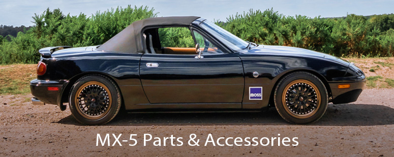 Mazda MX-5 Parts & Accessories