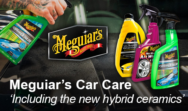 The world's finest surface & car care products including the New Hybrid Ceramics range