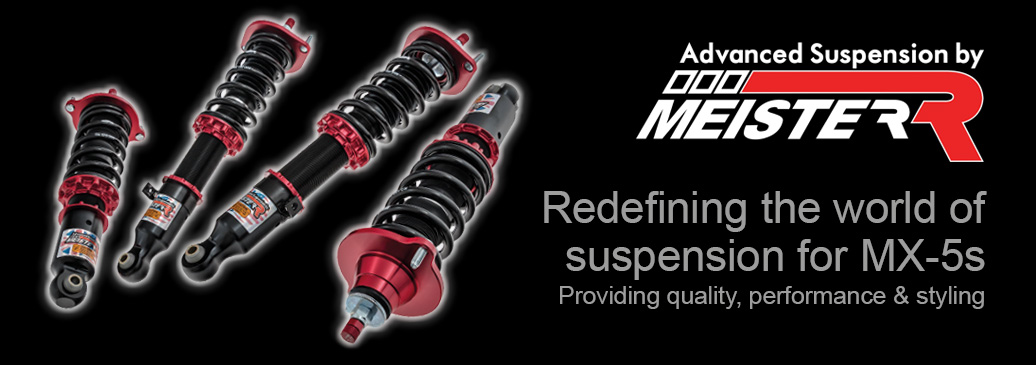 MeisterR performance coilover kits