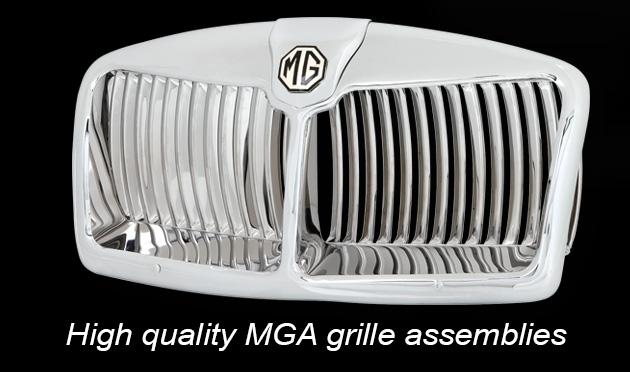 MGA Grille Assemblies