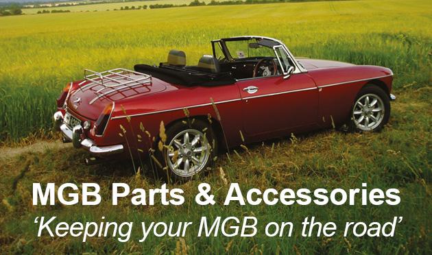 MGB Parts & Accessories