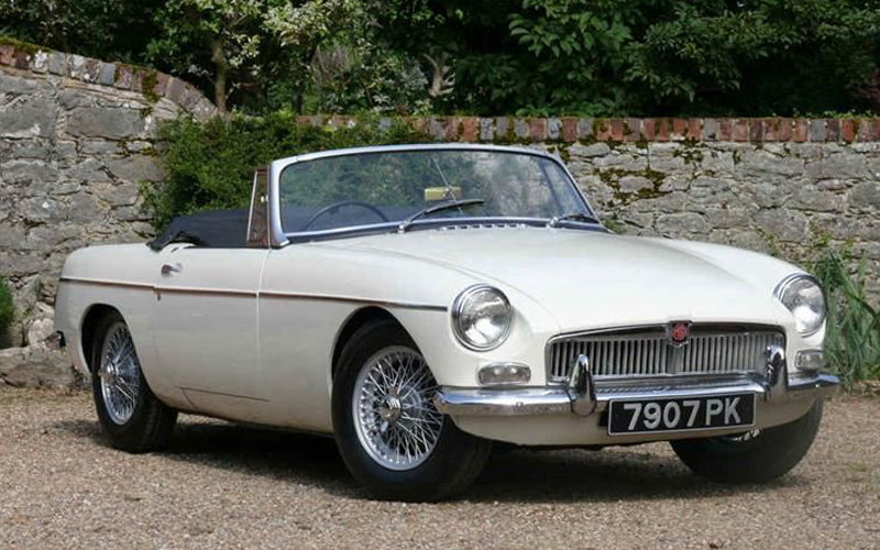 MGB Buyer's Guide image 01