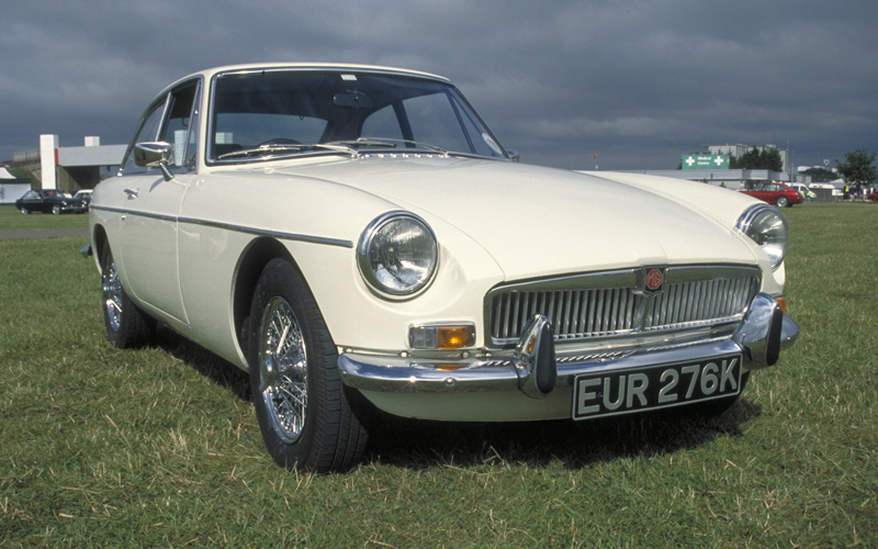 MGB Buyer's Guide image 02