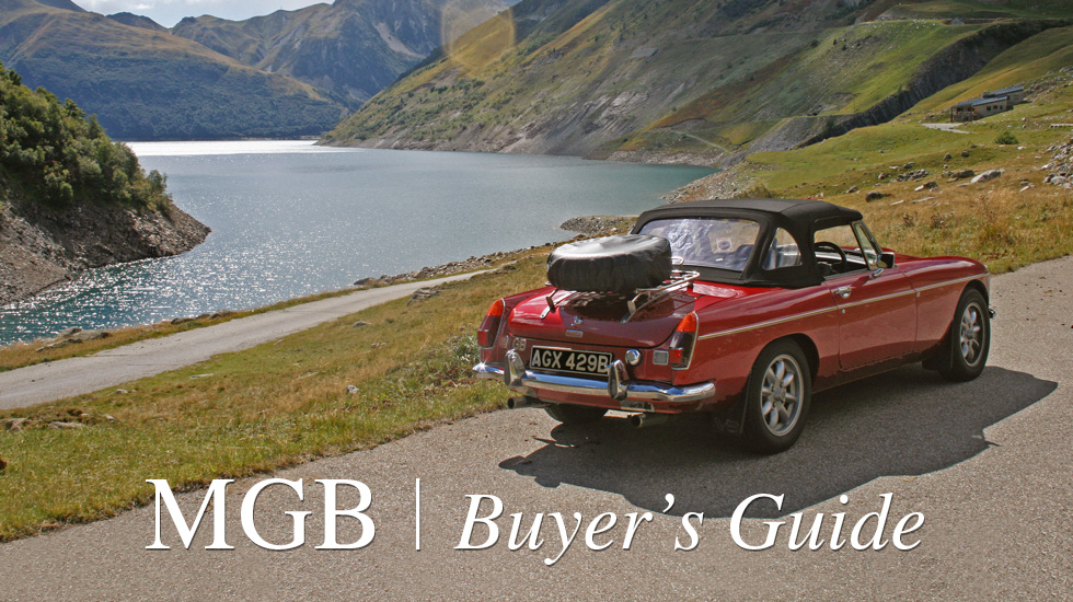 MGB Buyers Guide blog