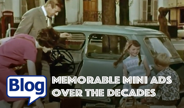 Memorable Mini Adverts Through The Decades