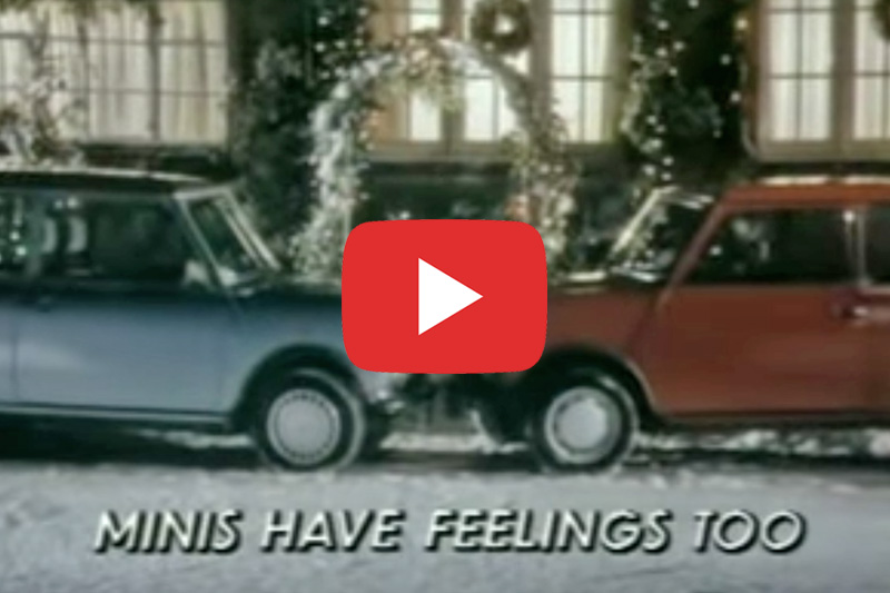 Minis Have Feelings Too (1986)