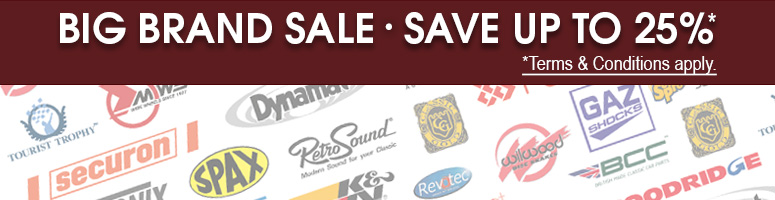 Big Brand Sale 2020 - Save up to 25% on Consumables selected brands