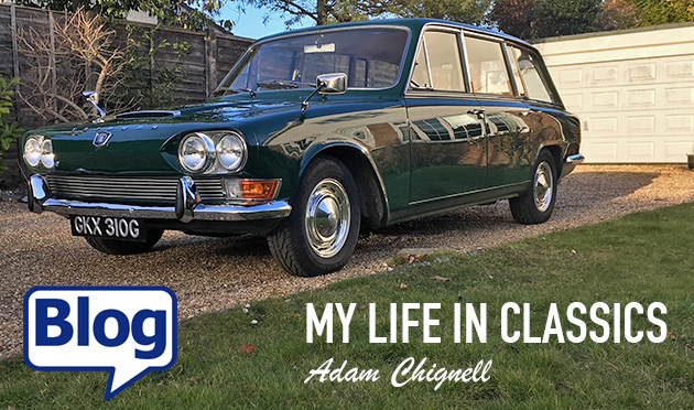 My life in classics by Adam Chignell