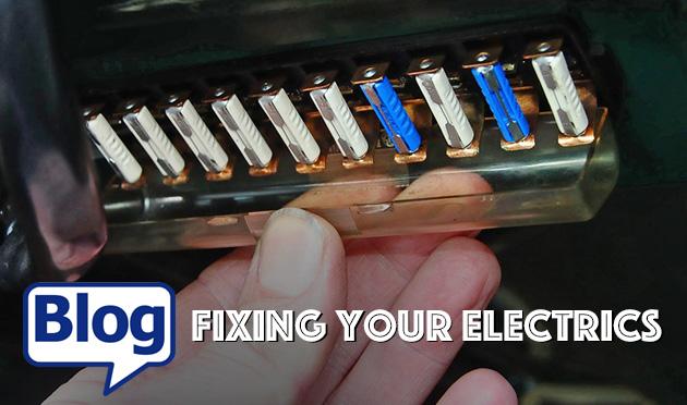 Fixing Your Car's Electrics Blog