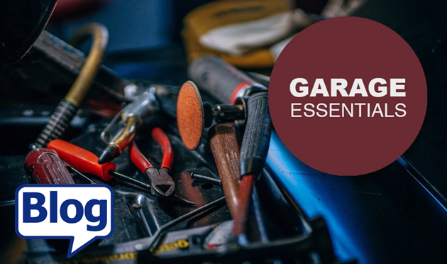 Garage essentials tips