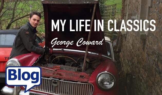 George Coward - a life in classics