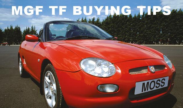 MGF TF buying tips