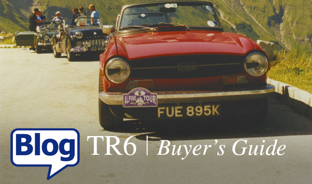 TR6 Buyer's Guide