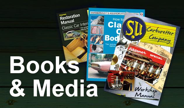 Books, Media & Online Publications