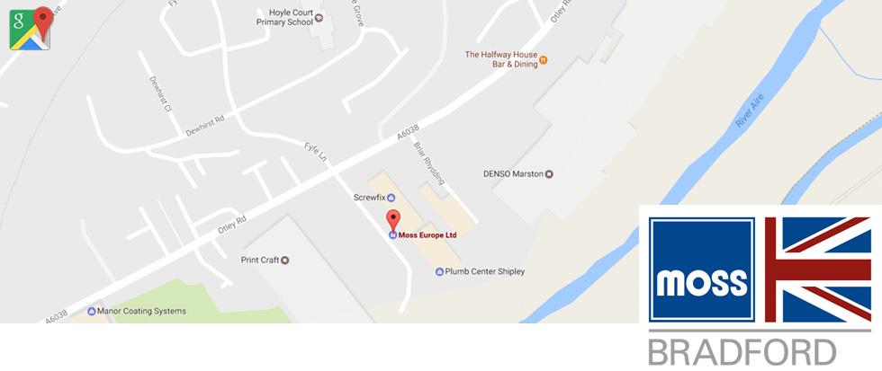 Moss Bradford Google Maps Image