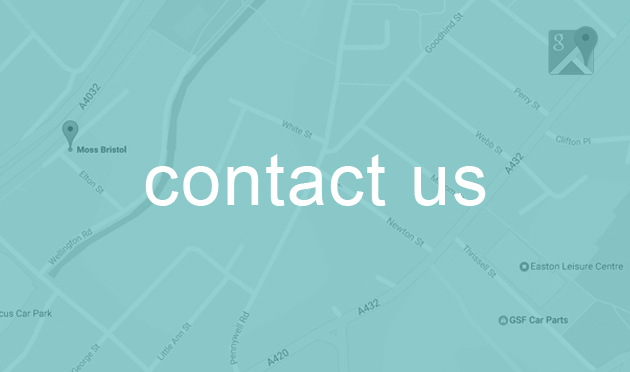 Moss Bradford Contact Details