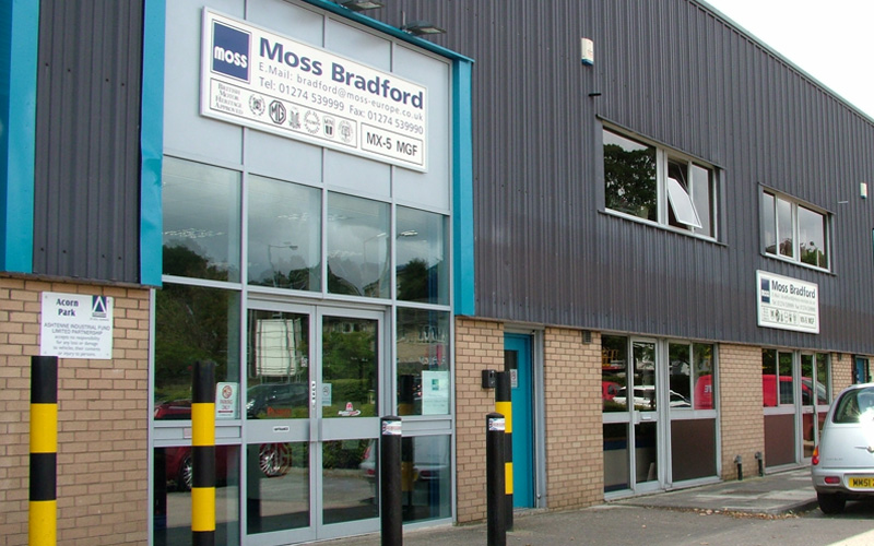 Moss Bradford branch image