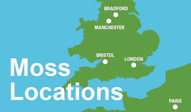 Moss branch locations