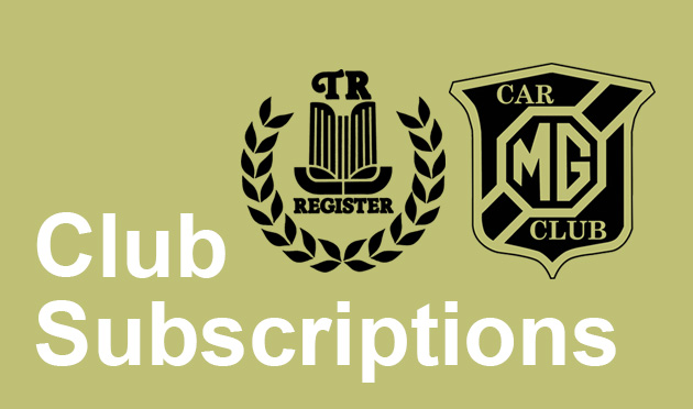 UK Club Subscription Offer