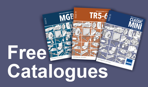 Free Moss parts & accessories catalogues