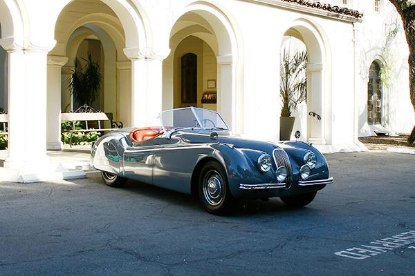 Jaguar XK70 image 01
