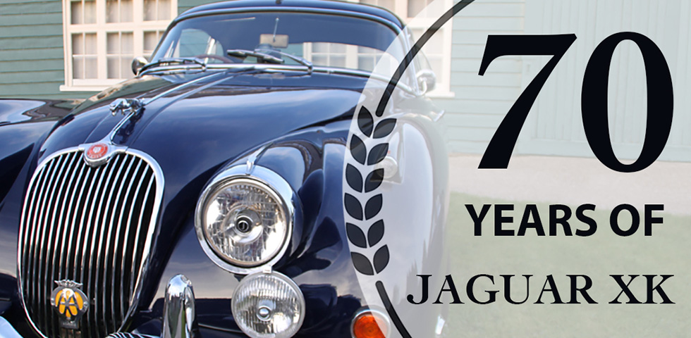 Celebrating 70 years of the Jaguar XK Engine