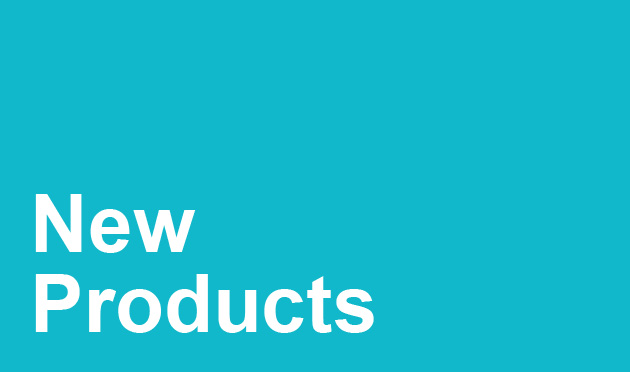 View our range of new products