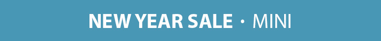 Save up to 15% on Mini parts & accessories in our New Year Sale!