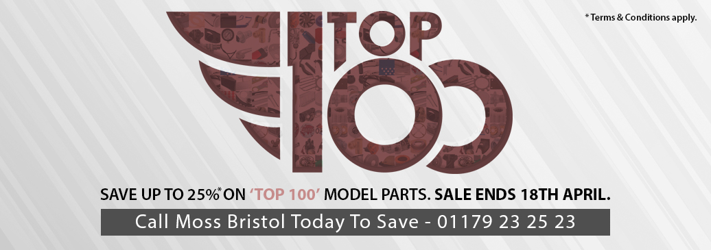 Top 100 Sale 2018 - Save up to 25% off our top 100 Model Parts