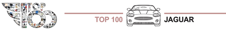 Top 100 Sale 2018 - Save up to 25% on our top 100 Jaguar parts