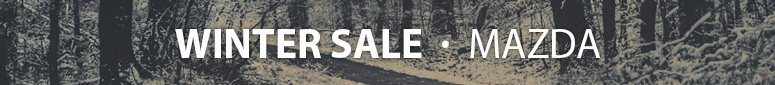 Winter Sale Now On! Save up to 35% across our range of Mazda parts & accessories