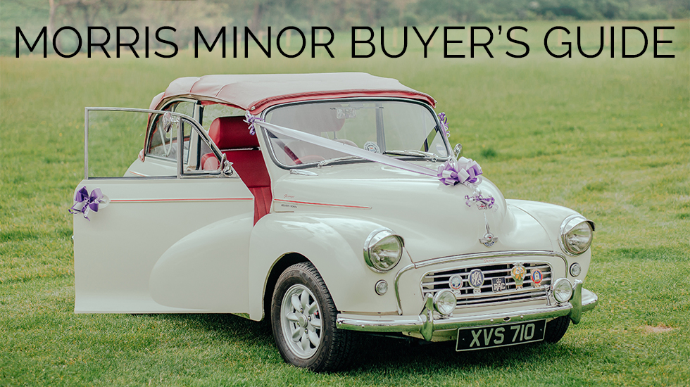 Morris Minor Buyer's Guide blog