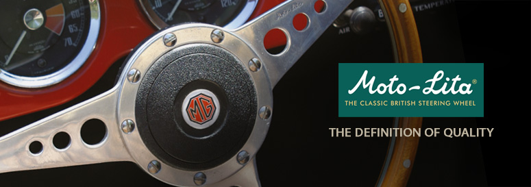 Moto-Lita High Quality Steering Wheels